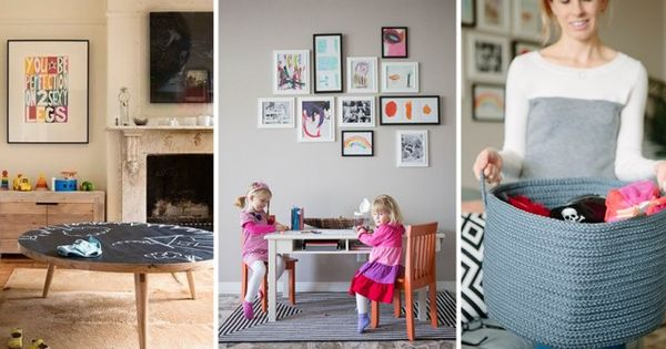 Hoe maak je een woning kindvriendelijk kamer naar kamer de kinderkamer pinterest - Hoe aparte een kamer in twee ...