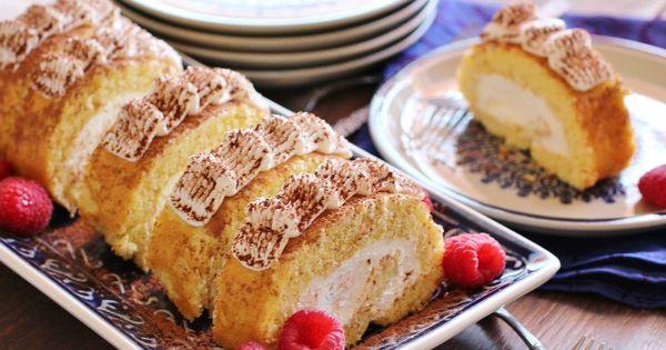 Persian, Moist cakes and Vanilla whipped cream on Pinterest