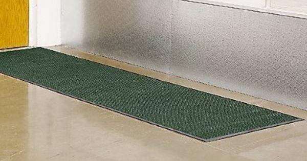 4 X 12 Green Waterhog Carpet Mat By Waterhog 263 00 Waterhog Soak Up Snow Water And Ice Quickly End Wet Slipper Slippery Floor Waterhog Mat Carpet Mat
