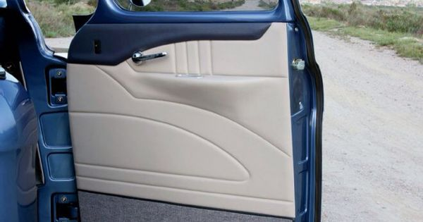 Like This Door Panel Automotive Upholstery Panel Doors Custom Car Interior
