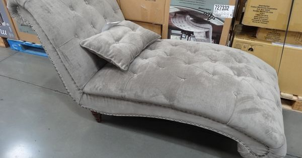 Emerald ava fabric chaise lounge costco couches for Ava chaise lounge