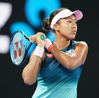 Naomi Osaka Racquet 2019 Yonex Ezone 98 Racquet Women Tennis Gear Outfit Tennis Court Photo Shoot Yonex Tennis Tennis Racquets Tennis