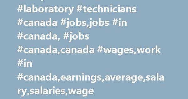 medical laboratory technician salary canada #medical #laboratory, Human Body