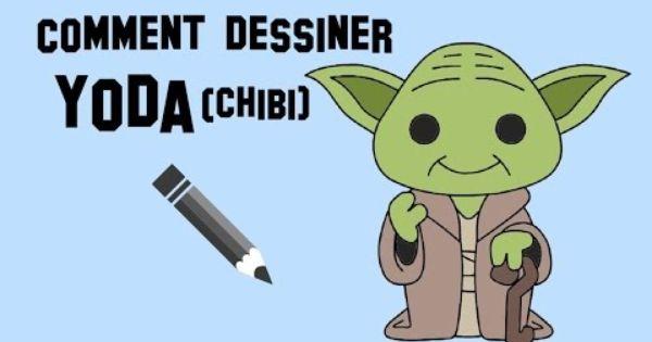 Dessin Maitre Yoda Facile