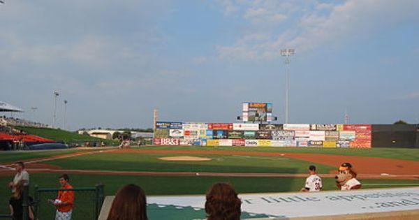 Harry Grove Stadium Frederick Md Keys A Stadium Baseball Stadium Minor League Baseball