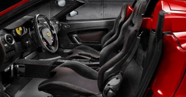 Ferrari Scuderia Spider 16m 2009 Poster Ferrari Scuderia