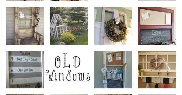 For the Love of Old Windows - Domestically Speaking