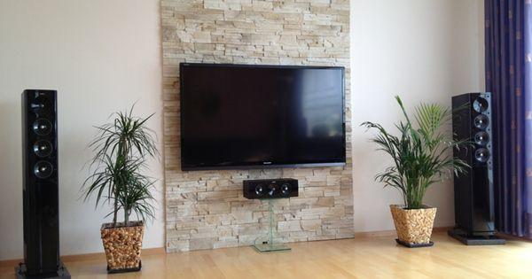 wohnzimmerwand tv wohnwand gestalten neue wohnung. Black Bedroom Furniture Sets. Home Design Ideas