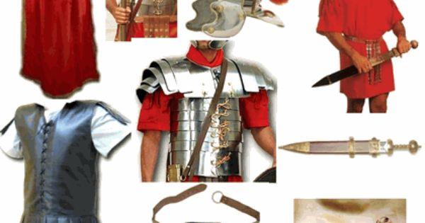 Roman Centurion Costume Roman Armor Roman Centurion Roman Clothes