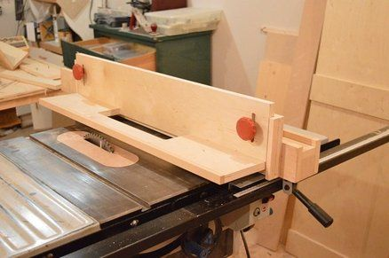 Adjustable Table Saw L Fence Table Saw Homemade Tables Adjustable Table