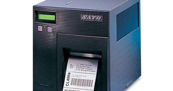 Sato Cl408 Thermal Printer Cl408 Refurbished Thermal Printer