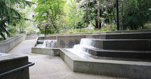 Lawrence halprin agua pinterest mobiliario urbano for Mobiliario urbano caracteristicas