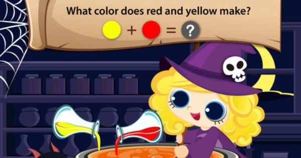 Hello We Color What Color Is It Red Blue