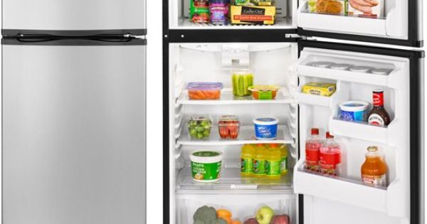 refrigerators for 1 000 or less refrigerator apartments and small