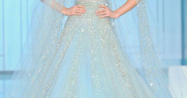 ... de mariée Haute Couture printemps-été 2017  Belle, Robes and Elie