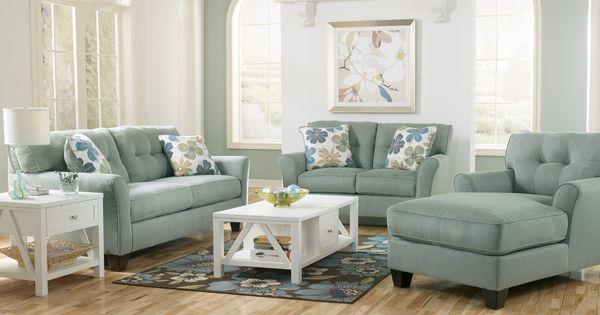 kylee lagoon Colorful Sofa Sets Pinterest