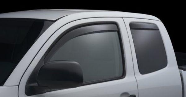 Weathertech 80138 1999 11 Ford F250350450550 Dark Side Window