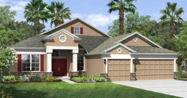 K hovnanian 39 s new home design available at harbour isles for K hovnanian home designs