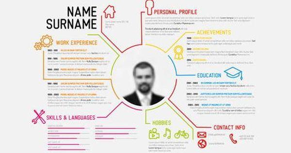 Free Eps File Creative Resume Template Design Vectors Resume Kreatif Riwayat Hidup Cv Kreatif