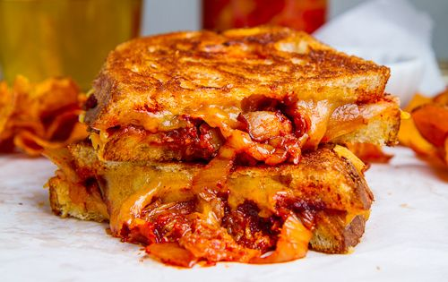 Grilled Cheese Sandwich | Recipe | Grilled Cheese Sandwiches, Grilled ...