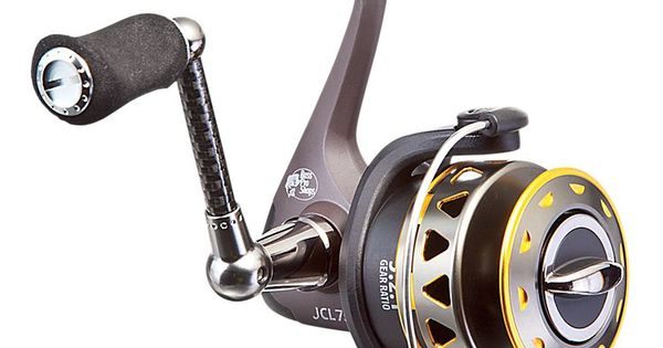 Bass pro shops johnny morris carbonlite spinning reels for Bass pro shop fishing reels