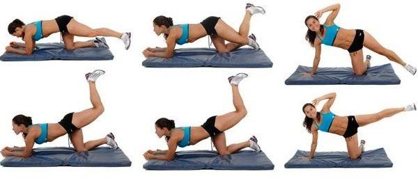 Musculaci n ejercicios y fisicoculturismo ejercicios para gl teos y caderas para hacer en casa - Ejercicios yoga en casa ...