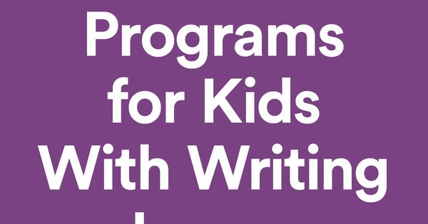 Teen Writing Courses