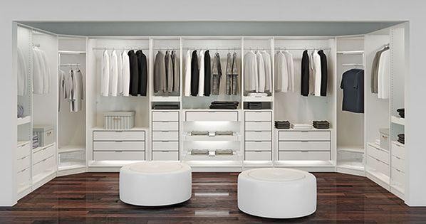 begehbarer kleiderschrank inspiration wardrobe pinterest inspiration. Black Bedroom Furniture Sets. Home Design Ideas