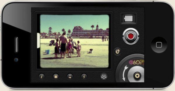 8mm Vintage Camera Ios Photography App Temporary Price Drop Vintage Camera App 8mm Vintage Camera Vintage App