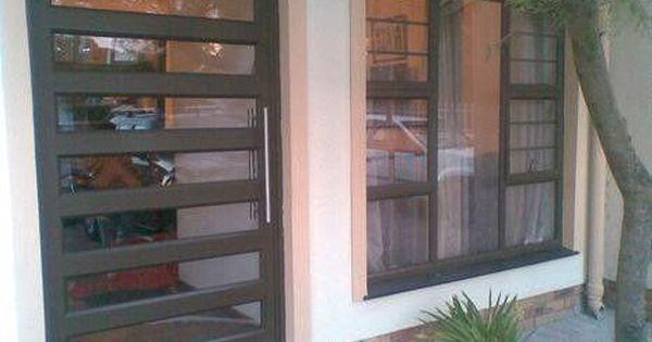 Door Front Aluminum Security Crawford Gumtree Classifieds South Africa 199443441 House Windows Front Door Aluminium Front Door