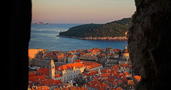 Dubrovnik, Croatia. One of my favorite places I've been :)