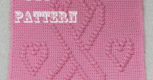 breast cancer crochet patterns free FREE Crochet Pattern ...