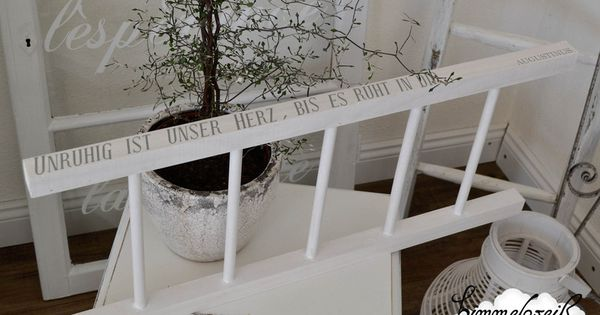 shabby chic white unruhig ist unser herz bis es ruht. Black Bedroom Furniture Sets. Home Design Ideas