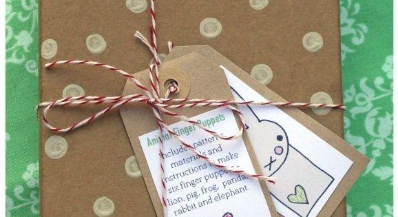 Ideas para envolver regalos de forma original - Envolver regalos de forma original ...