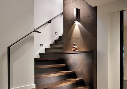 Stair Railing Design Woods