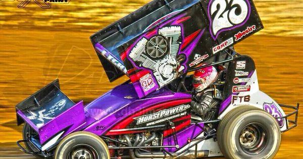 23 sprint car racein for dayz pinterest cars dirt for Dirt track race car paint schemes