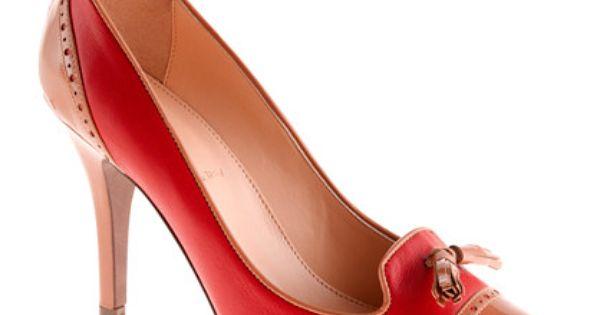 Jcrew. Mona tassel heels.