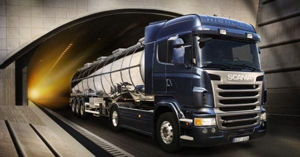 Scania Tanker Tunnel Truck Tanker Scania Trucks American Truck Simulator Used Trucks