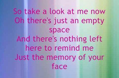 Mariah Carey Against All Odds With Lyrics Lyrics Mariah Carey