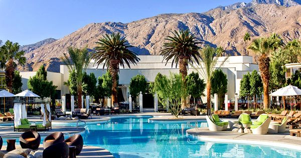 Palm Springs Hotels | Riviera Palm Springs Resort & Spa Travel -