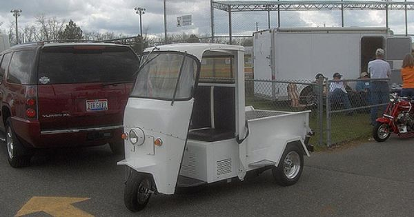 Cushman Truckster I Would Take One Of These In A Heartbeat For