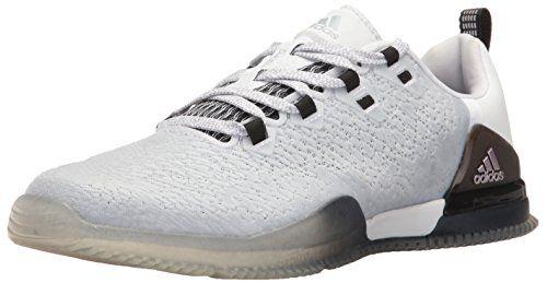 6a6591f2130 ... adidas Performance Womens Crazypower TR W CrossTrainer Shoe WhiteVapour  GreyClear Grey 10 M US    Reebok ...