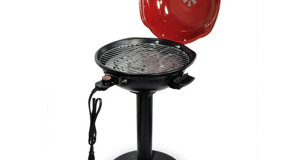 Better Chef 15-inch Electric Barbecue Grill Electric barbecue