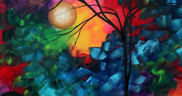 Most beautiful fine arts abstract paintings bald for Most beautiful abstract art