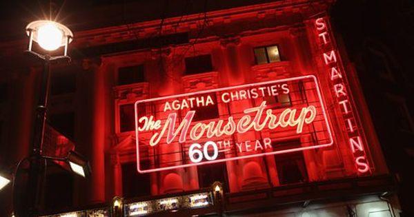 Agatha Christie The Queen Of Crime Agatha Christie Play Run