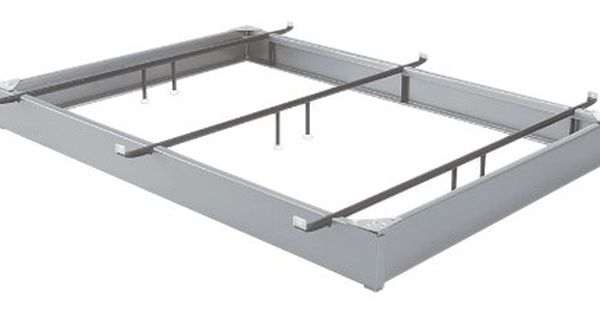 Leggett Platt Consumer Products Group Pewter Finish Bed Base
