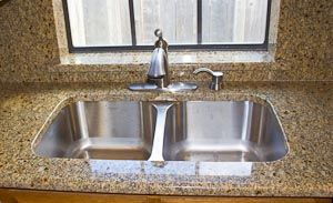Searching A Desired Kitchen Sink Undermount Has Never Been Easy At Faucets Complete We Are Dedicatedly Workin Top Mount Kitchen Sink Sink Kitchen Sink Install