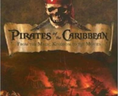 Pirates Of The Caribbean From The Magic Kindom To The Movies Surrell Jason 9781423107095 Books In 2020 Pirates Of The Caribbean Movies Caribbean