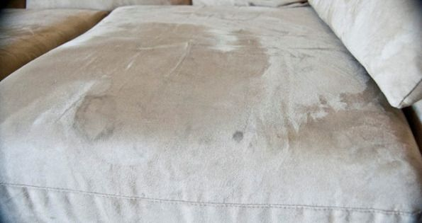 C mo limpiar un sof de microfibra manualidades and sofas - Limpiar un sofa ...