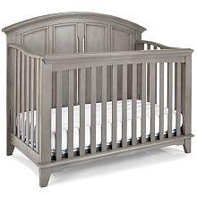 Jonesport Convertible Crib Cloud Grey Special Order In Store Cribs Convertible Crib Grey Crib